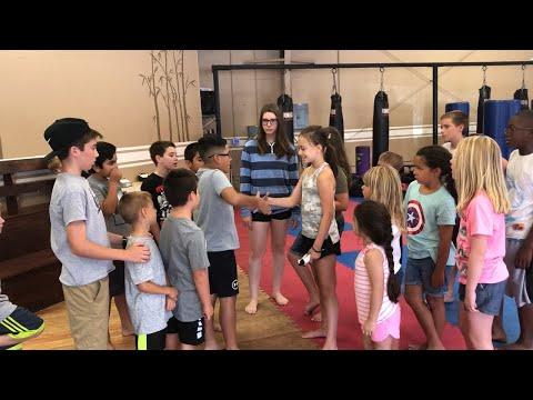 Cutting Edge Martial Arts Movie Camp