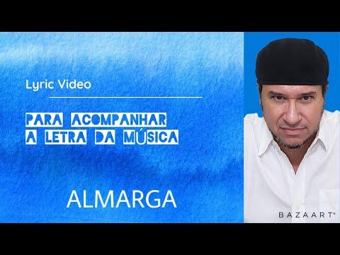 MPB / Indie Rock Com Júlio Nobre - Almarga (Lyric Video) [Álbum Aquela Vaca]