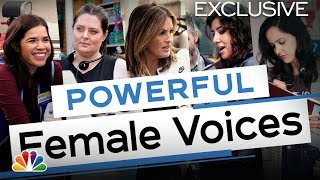 NBC's Powerful Female Voices (Digital Exclusive)