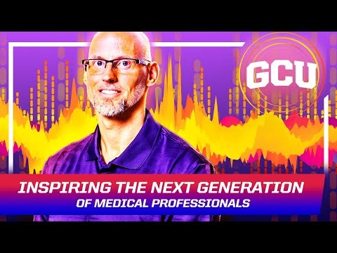 Faculty That Inspires The Future | GCU