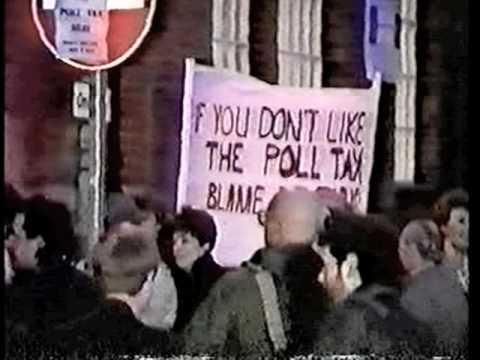 The Poll Tax Revolt 1