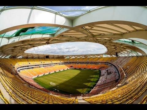 Arena da Amazônia: conheça os detalhes do estádio de Manaus