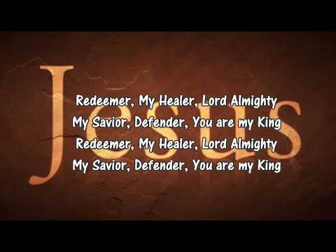 Your Great Name - Natalie Grant (Worship Song with Lyrics)