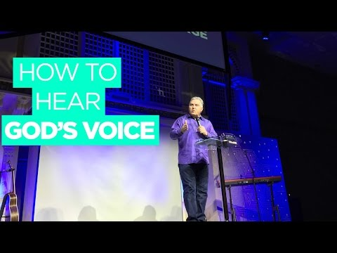 How To Hear God's Voice by Willie George