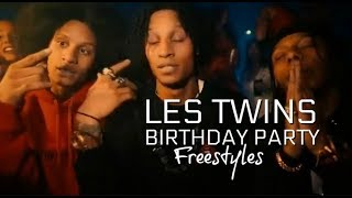 LES TWINS | BIRTHDAY PARTY FREESTYLES