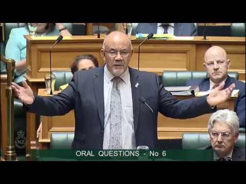 Question 6 - Kelvin Davis to the Minister of Maori Development