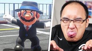 MAFIOSO MARIO ! | Super Mario Odyssey #11