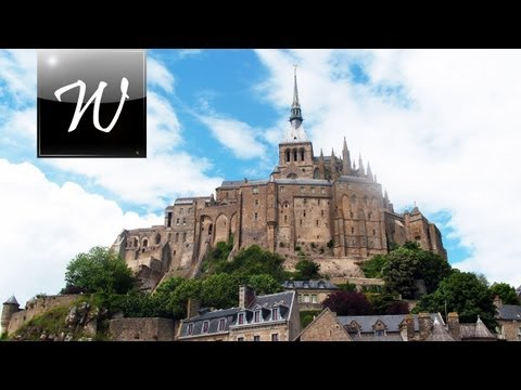 ◄ Mont Saint Michel, France [HD] ►