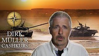 Dirk Müller - US-Rüstungsausgaben fast 10x so hoch wie bei Russland