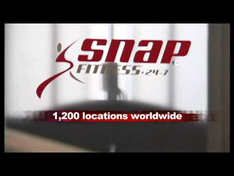 Snap Fitness Club Tour