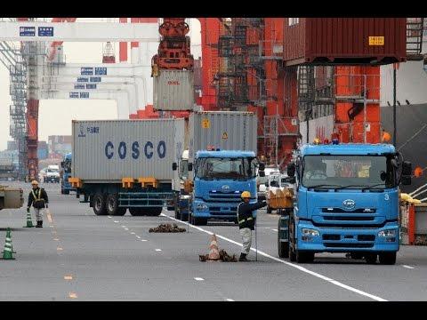 FBNC - Nhật Bản: Kim Ngạch Xuất Khẩu Suy Yếu Sau động đất
