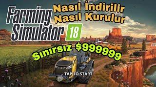 Farming Simulator 18 EN KOLAY PARA HİLESİ