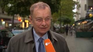 """#Chemnitz  - Prof. Dr. Hajo Funke über """"Revolution Chemnitz"""" & Co."""