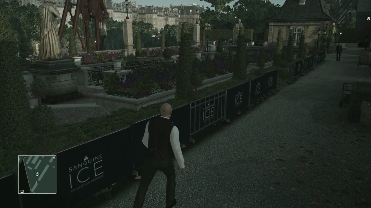 "LET'S PLAY SUR HITMAN ""1"