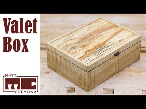 Gentleman's Valet Box