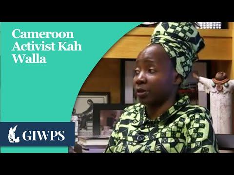 GIWPS Profiles in Peace: Kah Walla