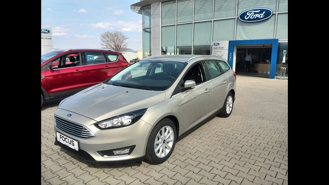 ford focus 2015 tectonic silver - youtube