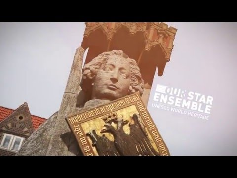 Travel Guide Bremen, Germany - Bremen - Made of stars