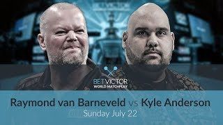 Raymond van Barneveld vs Kyle Anderson | BetVictor World Matchplay Preview Show | Darts 🎯