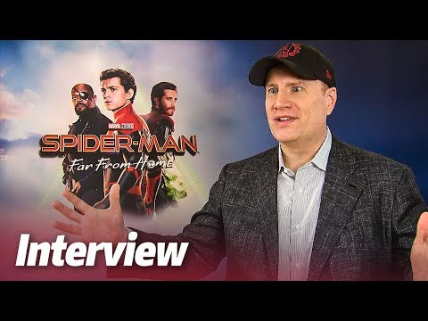 spider-man-far-from-home-|-interview-with-marvel-mastermind-kevin-feige