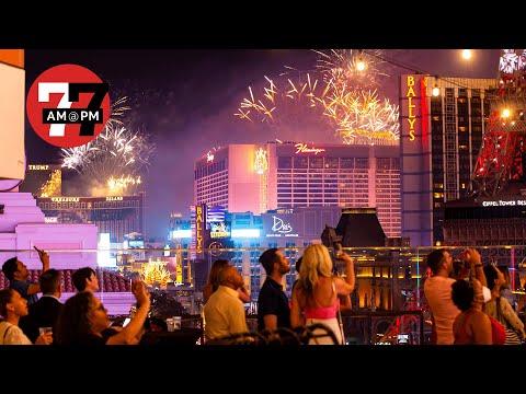 Las Vegas News | 7@7PM for Monday, July 5, 2021