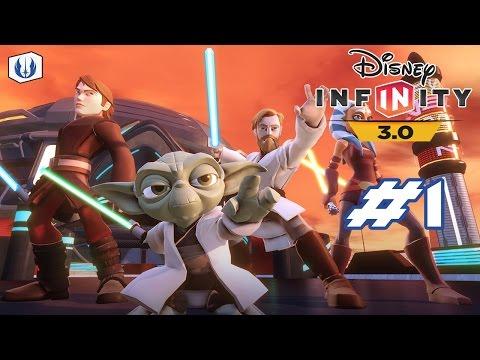 Disney Infinity 3.0 Twilight of the Republic #1 FR