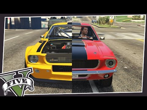 BEST MODIFIED CAR MOD IN GTA 5!