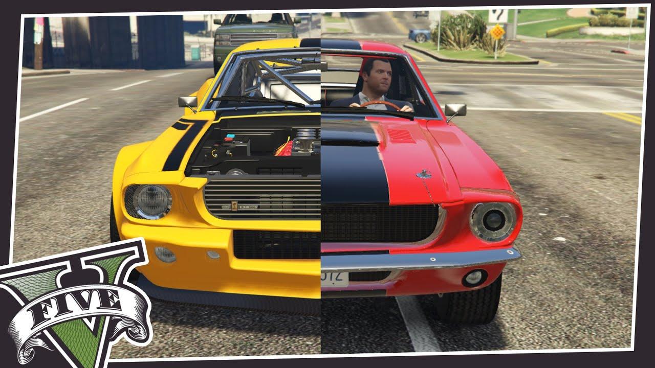 Best Car In Gta 5: BEST MODIFIED CAR MOD IN GTA 5!