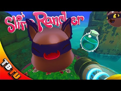 SLIME RANCHER Gameplay E7  - HOW TO GET PRIMORDY OIL! FINDING RARE RESOURCES!