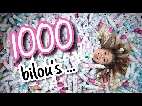 Was passiert, wenn man 1000 Bilou Flaschen... 😏 😲  | BibisBeautyPalace