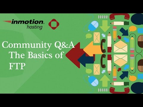 The Basics of FTP