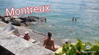 스위스 일상과 산책로 탐험 # 11, Montreux …