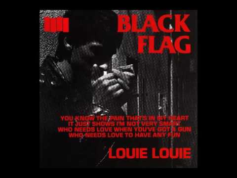 Black Flag - Louie Louie (Full and Expanded EP) 1981