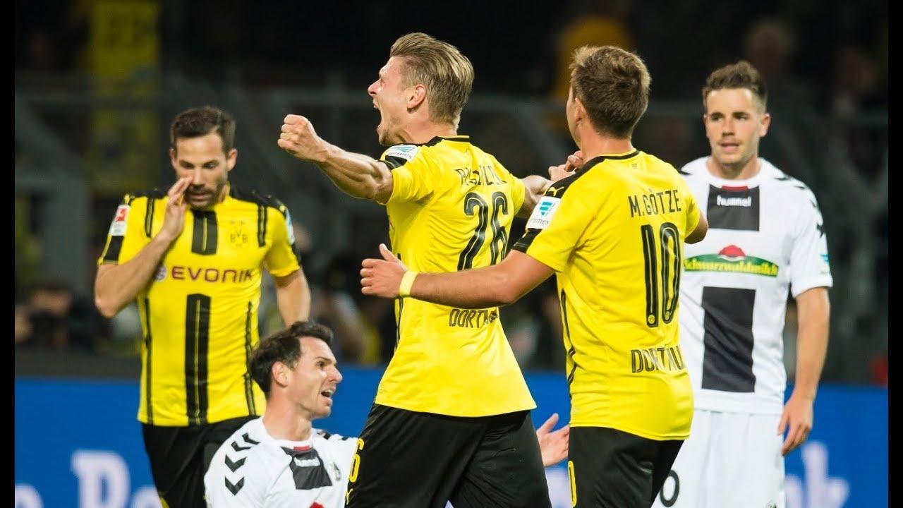 BVB on fire! | 09 Siege und alle Tore gegen SC Freiburg!