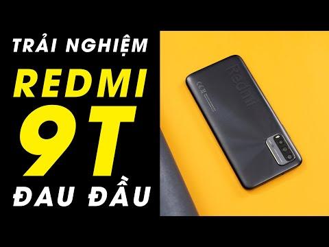 Trải nghiệm Redmi 9T chính hãng: Ma trận tên gọi nhà Xiaomi