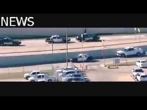Oklahoma city airport reopens after fatal shooting