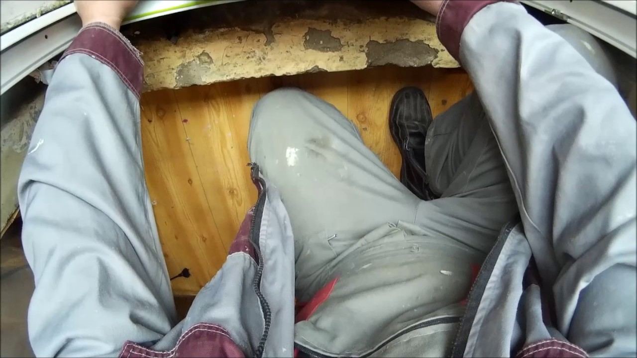 Демонтаж и монтаж балконного блока