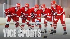 Slava Fetisov and the Soviet Hockey Legacy