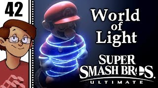 Let's Play Super Smash Bros. Ultimate World of Light Campaign Part 42 - Galeem