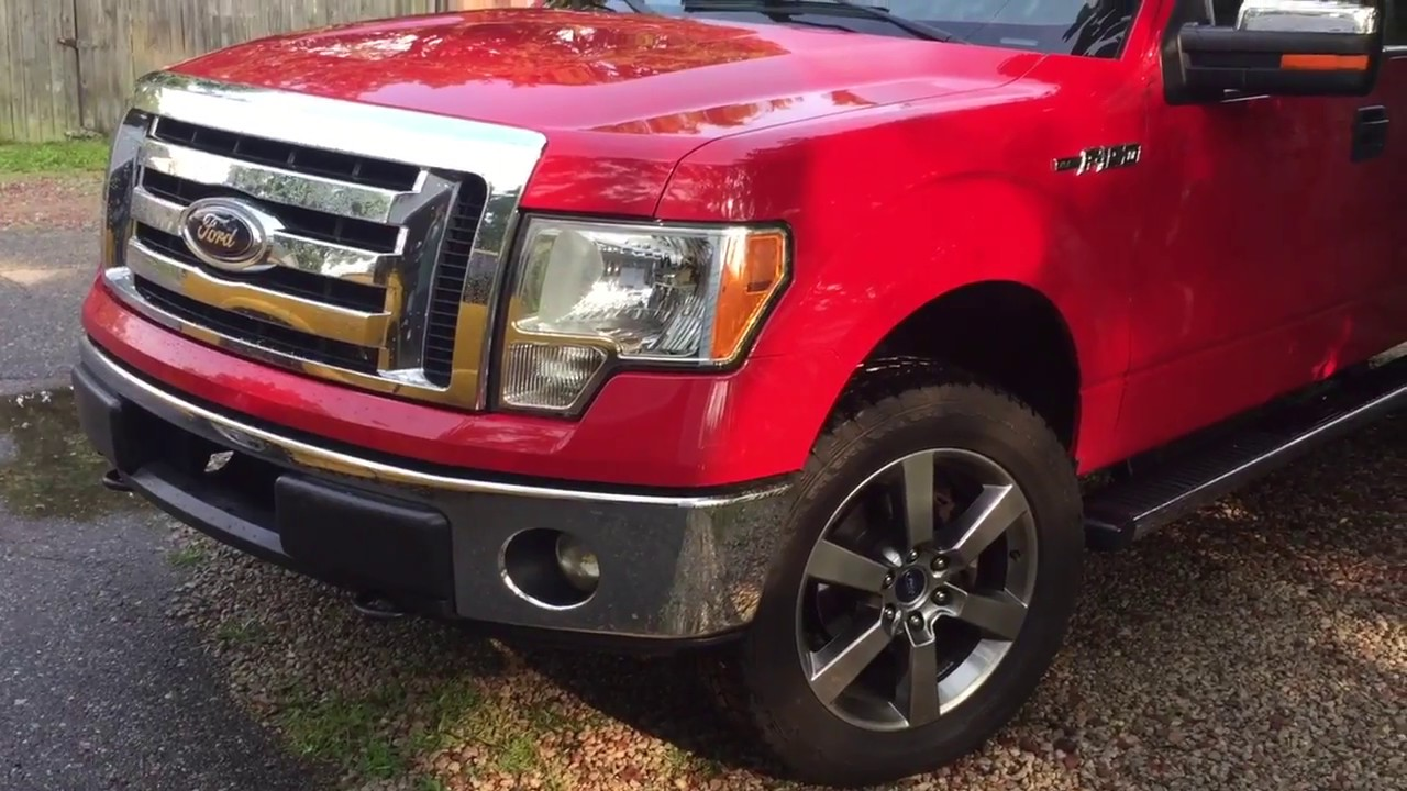 F150 Fog Light Wiring To Oem Headlight Switch W Pull Youtube Driving Diagram View Topic Up Lights