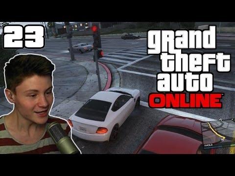 RENNEN MIT VERKEHRSREGELN CHALLENGE | GTA ONLINE #23 | Let's Play GTA Online mit Dner