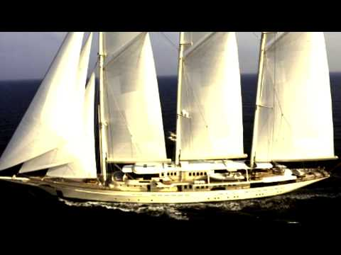 Sailing Vessel ATHENA (For Sale) / FOSTER MARINE