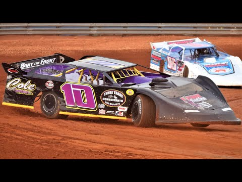 More Overheating Struggles With The Super Late Model At Tri County