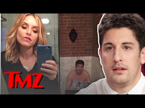 The Whole World Just Saw Jason Biggs' Balls
