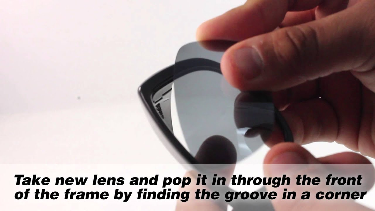 e22e9a18b63 JP Fitovers - Lens Replacement Guide - YouTube
