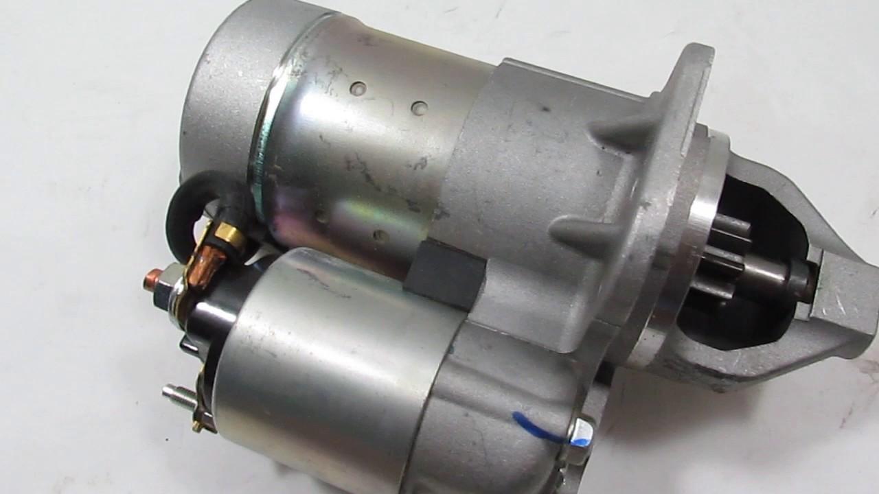 Motor de Arranque Sentra 2.0 16V - Autopeças para carros importados