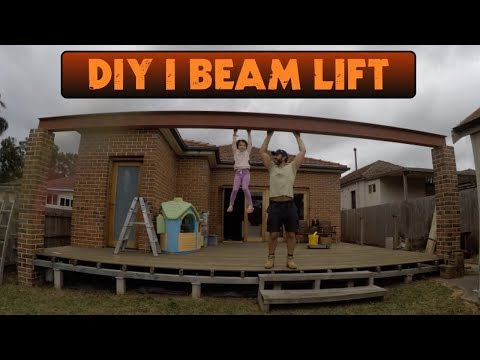 DIY I Beam lift