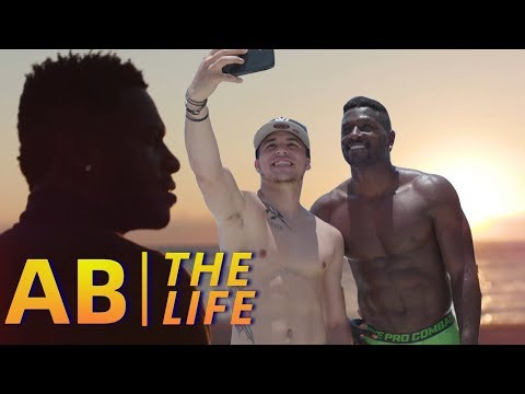 Antonio Brown Takes You Inside His Training Routine & Offseason Life | NFL Network