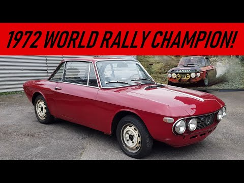Lancia Fulvia Project - Coolest Features and Walkaround!
