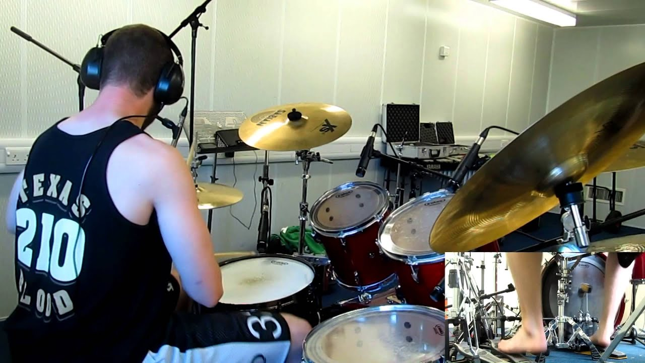 how to play chop suey on drums